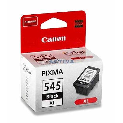 Obrázek produktu Canon - cartridge PG-545XL, black (černá) pro inkoustové tiskárny