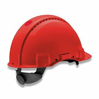 Obrázek produktu Ochranná přilba 3M Peltor G3000 - červená