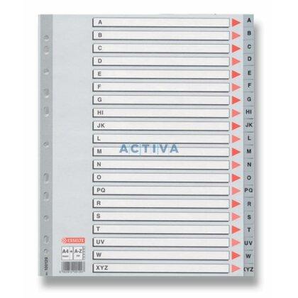 Obrázek produktu Esselte Maxi - polypropylenový rozlišovač - 20 listů