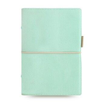 Obrázek produktu Osobní diář Filofax Domino Soft A6 - pastelově zelená