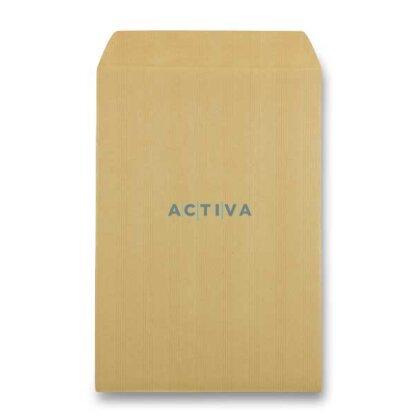 Obrázek produktu Clairefontaine - obálka - C4, samolepicí, žlutá, 120 g/m2