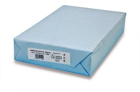 Obrázek produktu Kreslicí karton A4 - 220 g/m2, 200 listů