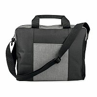 SADIE - polyesterová taška na dokumenty, 600D, výběr barev
