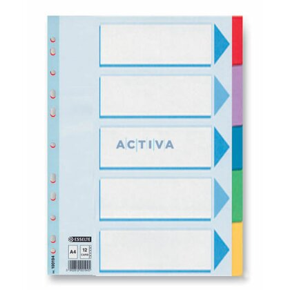 Product image Esselte - paper divider