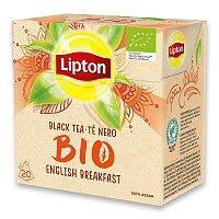 Černý čaj Lipton BIO English Breakfast