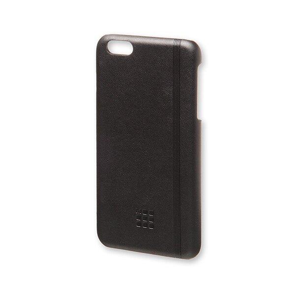 Kryt Moleskine na iPhone 6 Plus/6s Plus černý