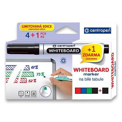 Obrázek produktu Centropen WB Marker 8559 - 4 barvy