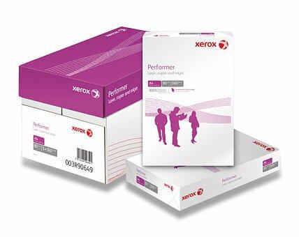 Obrázek produktu Kancelářský papír Xerox Performer - A4, 5 x 500 listů