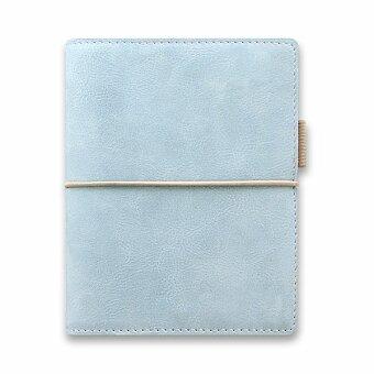 Obrázek produktu Kapesní diář Filofax Domino Soft A7 - pastelově modrá
