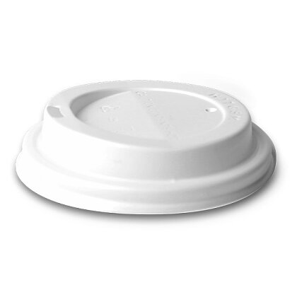 Product image Coffee to go - lid for paper cups - 100 pcs