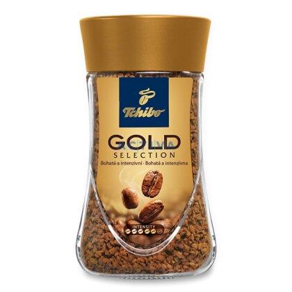 Obrázek produktu Tchibo Gold Selection - instantní káva - 200 g