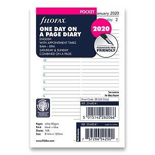 Denní kalendář 2020, Aj
