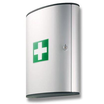Obrázek produktu Durable First Aid Box - lékárnička - 400 × 302 × 118 mm