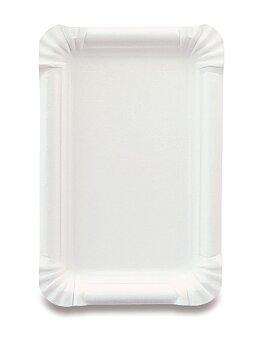 Obrázek produktu Papírový tácek - 13 x 20 cm, 100 ks