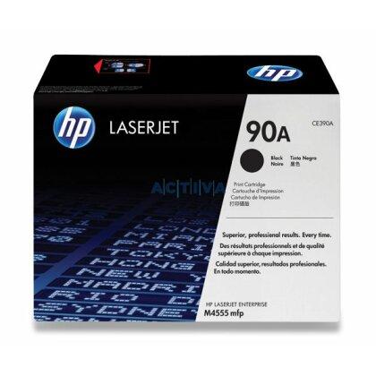 Obrázek produktu Toner HP CE390A black rpo HP LaserJet M4555mfp
