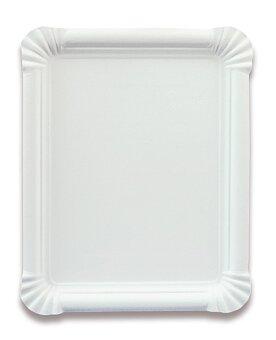 Obrázek produktu Papírový tácek - 16 x 23 cm, 100 ks