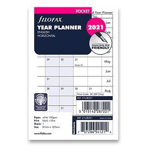 Roční plánovací kalendář 2021, Aj