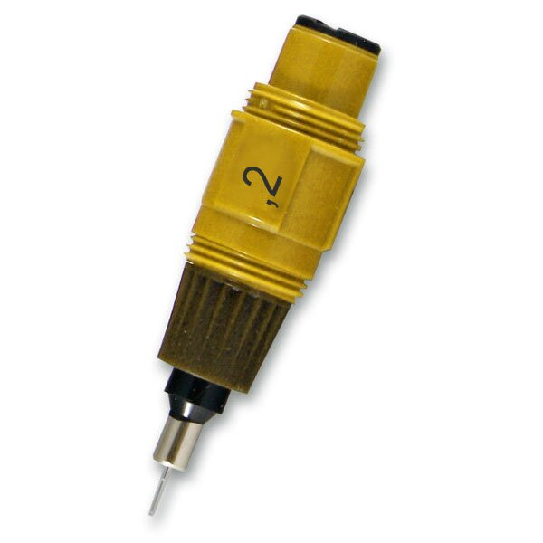 Náhradní hrot technického pera Rotring Isograph 0,2 mm