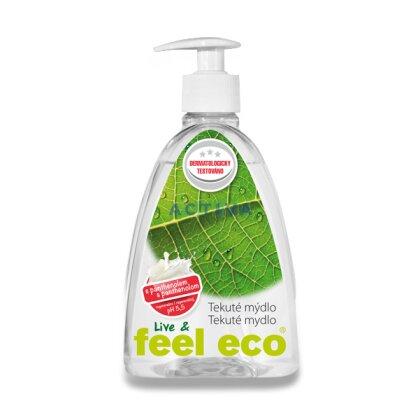 Obrázek produktu Feel Eco - tekuté mýdlo s panthenolem - 300 ml