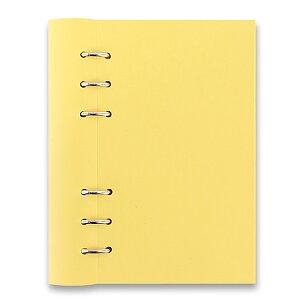 Blok Filofax Clipbook Pastel Osobní