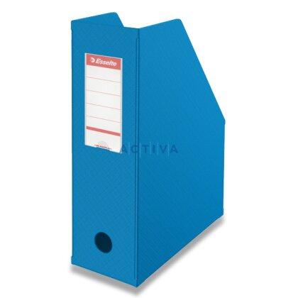 Obrázek produktu Esselte Vivida - plastový stojan na katalogy - modrý