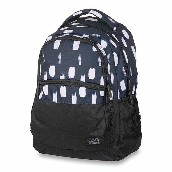 Školní batoh Walker Base Classic Brush Blue