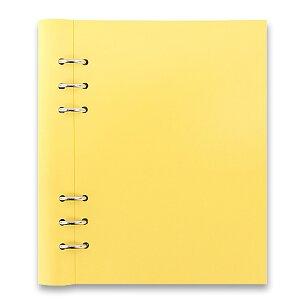 Blok Filofax Clipbook Pastel A5