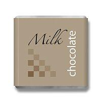 Mléčné čokoládky Tchibo