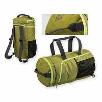 BEAVER GARROT - polyesterová cestovní taška, 420D, olivová
