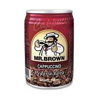 Ledová káva Mr.Brown Cappuccino