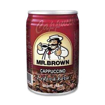 Obrázek produktu Ledová káva Mr.Brown Cappuccino - 240 ml