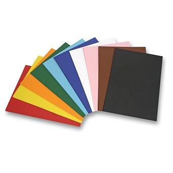 Obrázek produktu Barevné papíry Folia A4 - 130 g, 100 archů, 10 barev