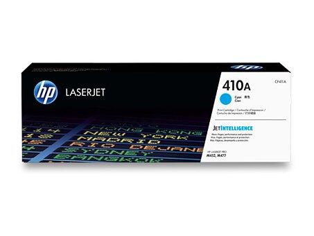 Obrázek produktu Toner HP CF411A - cyan (modrý) pro laserové tiskárny