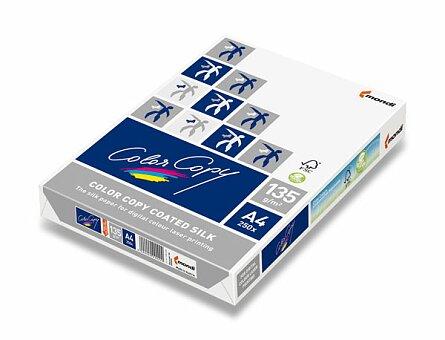 Obrázek produktu Papír Color Copy Coated - A4, 135 g, 250 listů, matný
