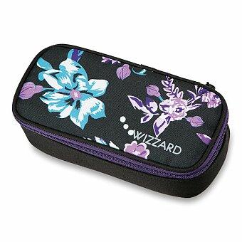 Obrázek produktu Penál Walker Wizzard Flower Violet