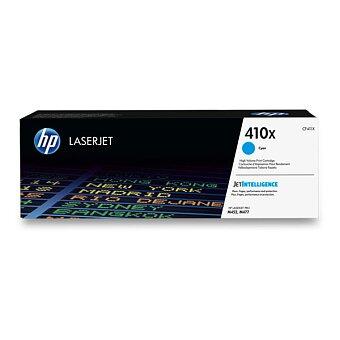 Obrázek produktu Toner HP CF411X - cyan (modrý) pro laserové tiskárny