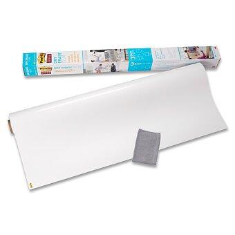 Obrázek produktu Samolepící popisovatelná fólie 3M Post-it Super Sticky Dry Erase - výběr rozměrů