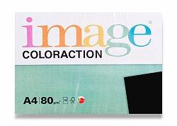 Černý papír Image Coloraction Mix