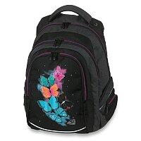 Školní batoh Walker Fame Butterfly