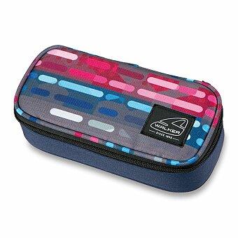 Obrázek produktu Penál Walker Classic Lines Blue Pink