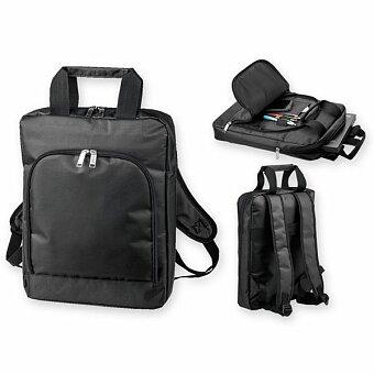 Obrázek produktu ROCCO - polyesterový batoh na notebook, 840D, černá