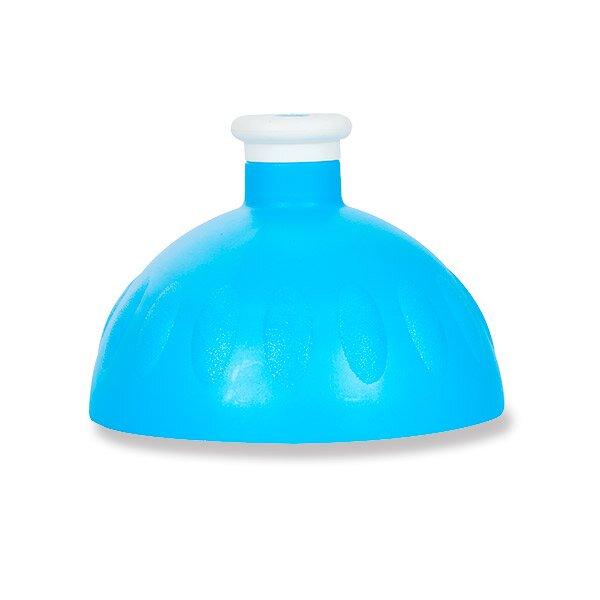 Kompletní víčko Zdravá lahev tyrkysová/ bílá