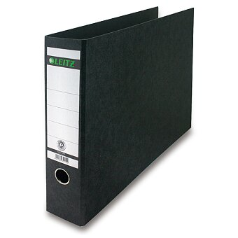 Obrázek produktu Pákový pořadač Leitz Exclusive - A3, 77 mm, černý