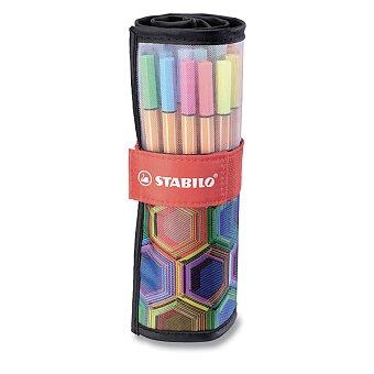 Obrázek produktu Liner Stabilo Point 88 Rollerset ARTY - sada 25 barev