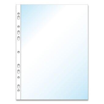 "Obrázek produktu Zakládací obal OA Premium Glossy """"U"""" - A4, lesklý, 50 ks"