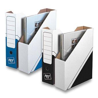Obrázek produktu Magazin box Hit Office - archivační box - 75 mm, výběr barev