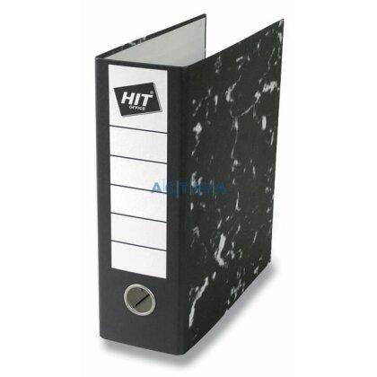 Obrázek produktu HIT Office - pákový pořadač - A5, 80 mm, na výšku