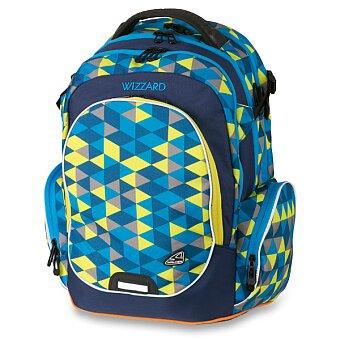Obrázek produktu Školní batoh Walker Campus Wizzard Blue