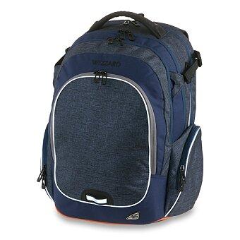 Obrázek produktu Školní batoh Walker Campus Wizzard Blue Melange