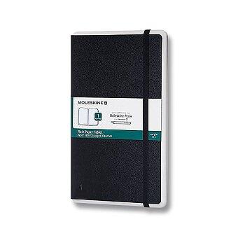 Obrázek produktu Zápisník Moleskine Smart Writing - L, čistý, černý